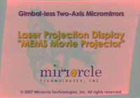 MTI Projection Display II