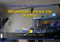 Video: Windshield Head-Up Display